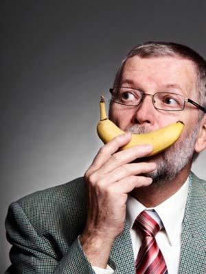 一根香蕉的十大神奇功效