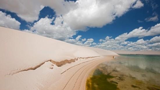 神奇独特!世界上最美的沙漠 -  ygj2707 - ygj2707的博客