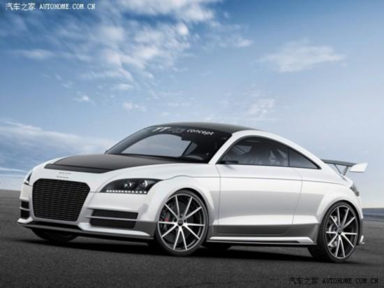 瘦身/310马力2.0T 奥迪将发布TT概念车