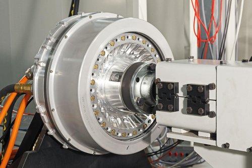 直线电动机结构