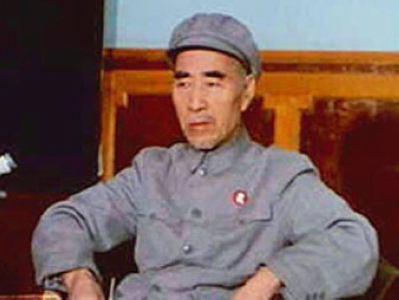 林彪/(林彪,图片来源:人民网)