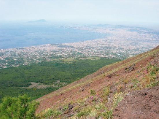 意大利维苏威火山