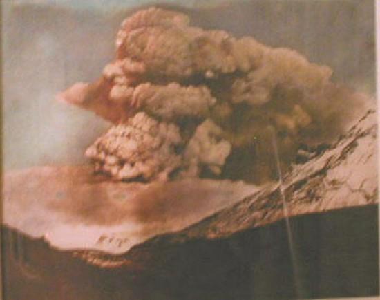 冰岛卡特拉火山