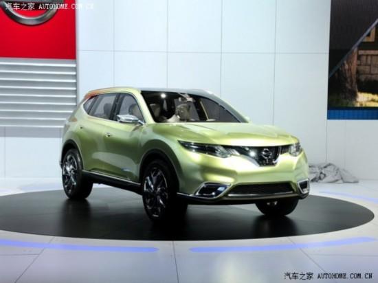 日产日产(进口)Hi-Cross2012款 Concept
