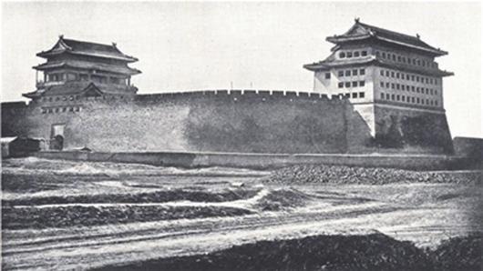 北京城旧照