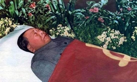 毛主席遗体如何保存