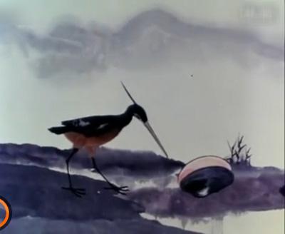 1983年《鹬蚌相争》