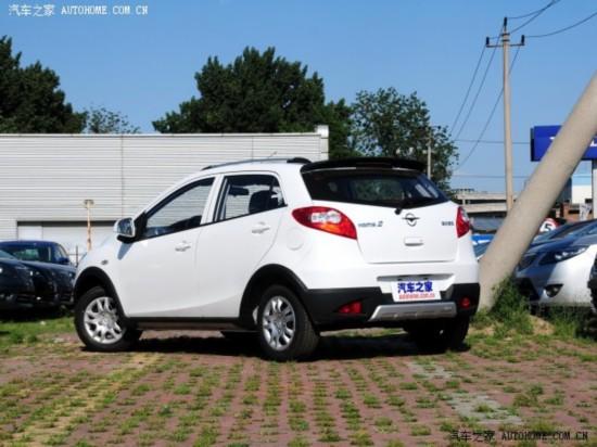 海马海马汽车丘比特2012款 1.3l 手动炫酷版高清图片