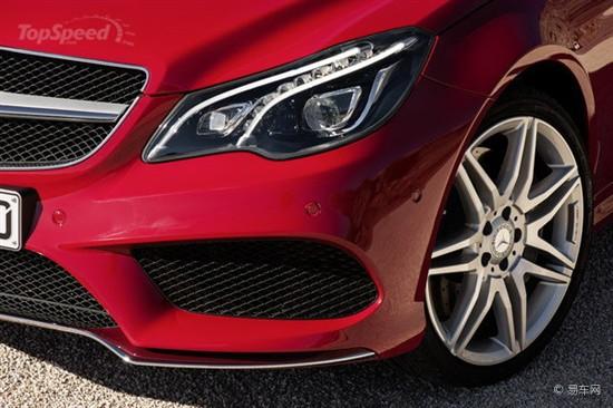 奔驰E Coupe AMG升级包发布 1500美元起售