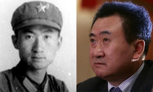大连万达集团董事长王健林少年时期就能看出王健林是个不...