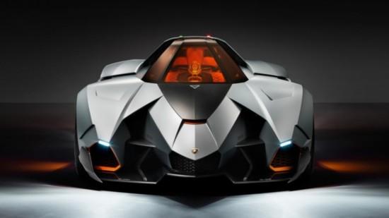 兰博基尼Egoista概念车首发 超跑中的战斗机