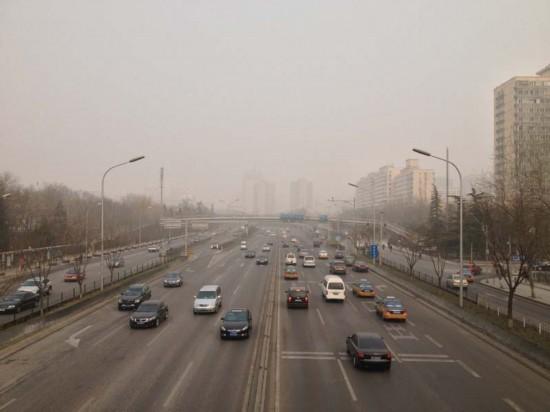 每年130万人被 气 死 巨大型城市的空气悲歌