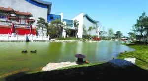 首座国家级园林博物馆落成 南北名园争奇斗艳
