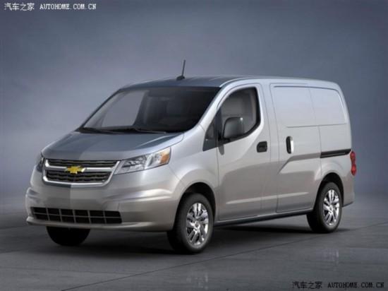 近日,通用汽车与日产签署协议,雪佛兰将基于日产nv200推出高清图片