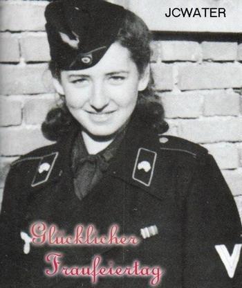 纳粹女魔鬼:酷好害犹太美女