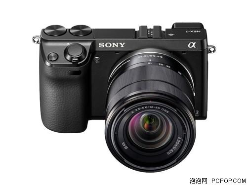 索尼(SONY)NEX-7套機(18-55mm)數碼相機