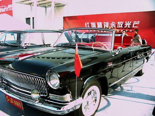 70年末段代记 红旗的经典与北京吉普的凋零