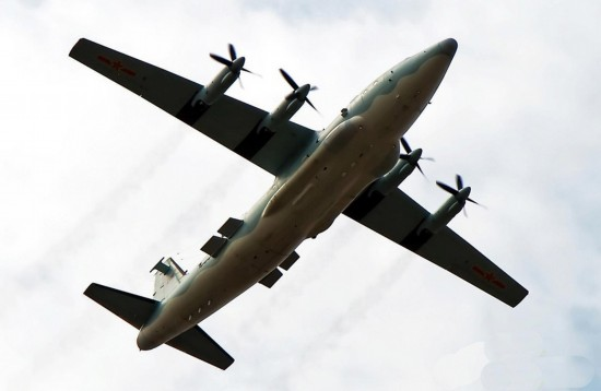 中国电子战飞机让日本自卫队在钓鱼岛狼狈不堪