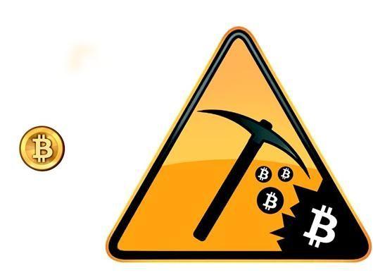 比特币:币值疯涨如挖金矿