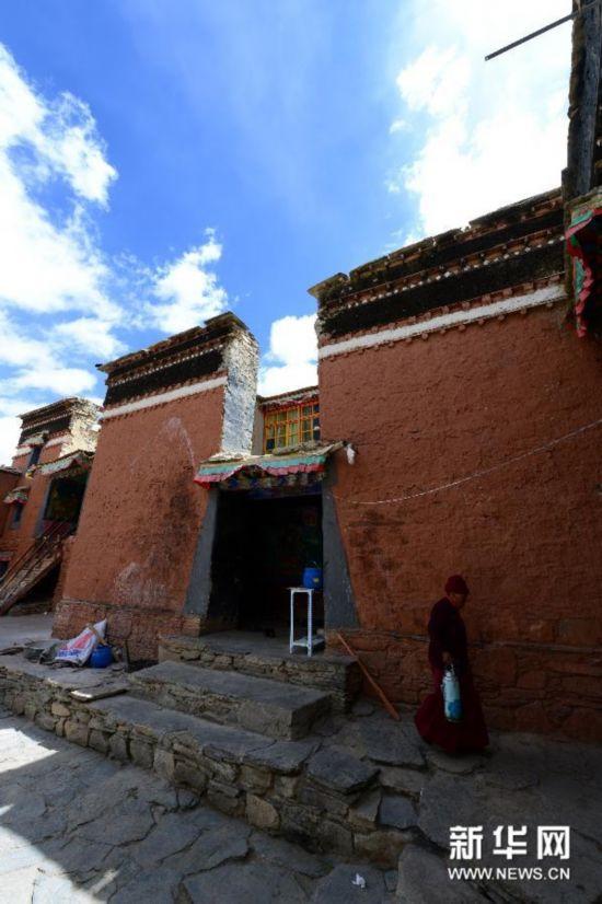 文化 5 绒布寺 旅游者的天边驿站