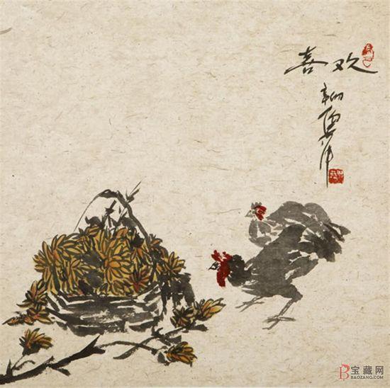 疑似杨幂 揭秘明星中的书画名家图片