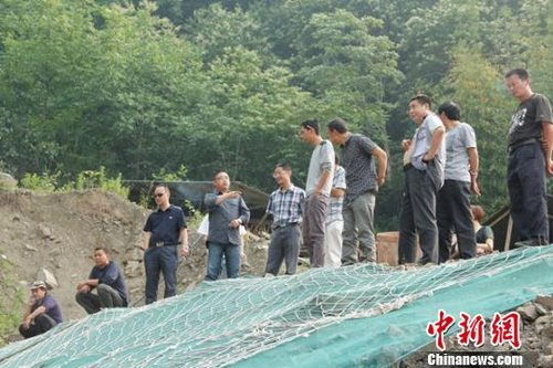 北川县副县长兰辉带病坚持工作 不幸因公殉职