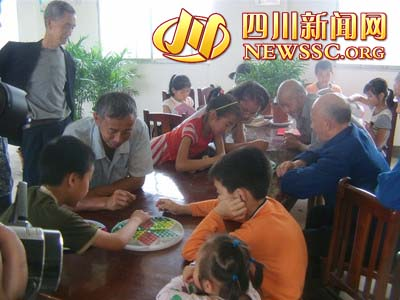 广安枣山镇: 老少共建同乐园 同心共筑中国梦