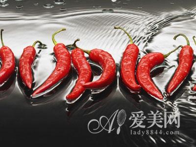 多吃辣椒减肥防感冒 安全吃辣椒4贴士