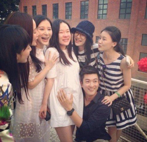 霍思燕老公杜江结婚照 霍思燕老公杜江背景 霍思燕老公杜-杜江 霍思图片