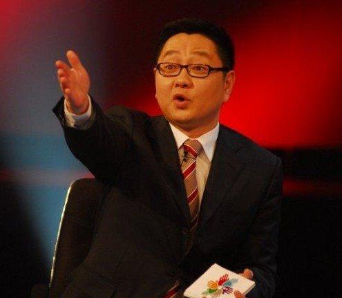 张绍刚宣布退出主持界:从此教书育人相妻教子