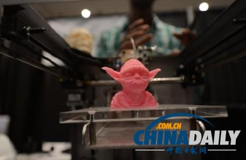 变不可能为可能 3D打印将引领新工业革命