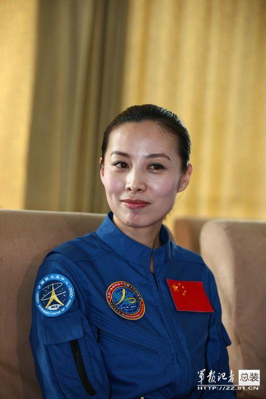 高清:走近最美女航天员王亚平