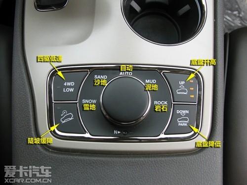 jeep 2014款大切诺基高清图片