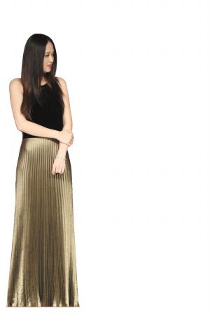 甄子丹/陈乔恩在电影《西游记之大闹天宫》中扮演铁扇公主。