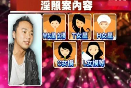 台湾一媒体刊李宗瑞不雅照 记者等4人获刑6个