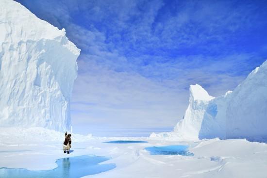 """体验""""荒岛余生""""开启北极极地荒漠之旅"""