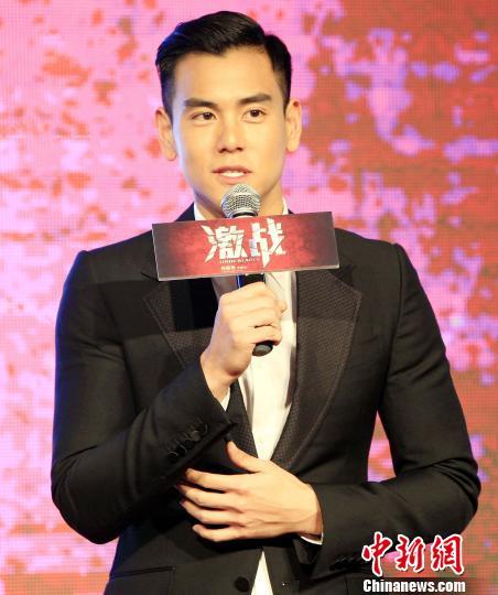金爵奖热门影片《激战》亮相上海国际电影节