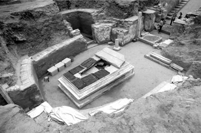 房山唐墓墓主确定为幽州卢龙节度使刘济
