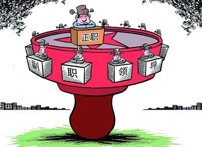 漫画 项城/河南项城卫生局是县城卫生局,一个局长底下,居然有14个副局长...