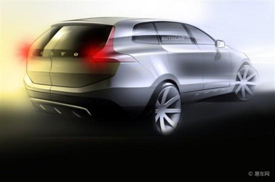 沃尔沃开发全新平台 将先推出XC40车型