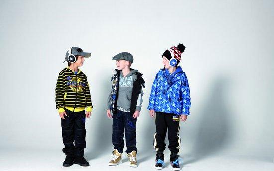 中国十大童装品牌近日出炉 泉州四品牌当选