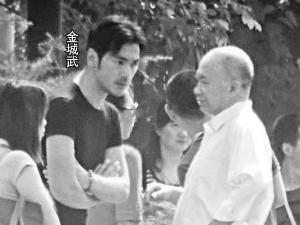 吴宇森新片《太平轮》开拍 金城武不在意发福被批