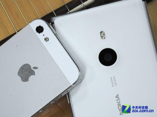 诺基亚925对比苹果iPhone5 拍照谁更强? 【11