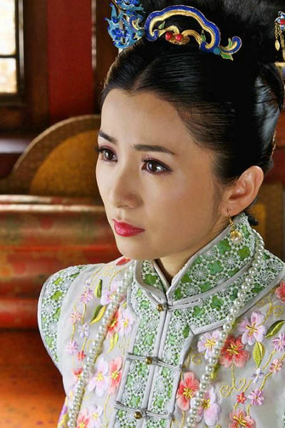 袁姗姗赵丽颖 眼熟却叫不上名的美女明星