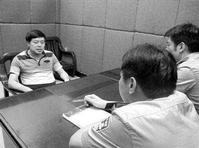 GSK中国的企业运营总经理梁宏。