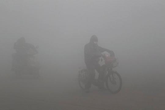 欧洲新研究:空气污染轻微同样增加肺癌风险