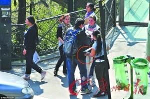 法媒曝光巴黎小偷行窃照中国游客是重点目标(图)