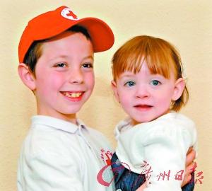 妹妹 伊莎贝尔/爱尔兰2岁女孩伊莎贝尔由于早产,神经系统发育不充分,患上早产...