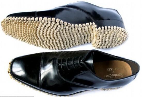 『假牙』鞋底