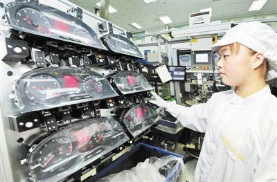 芜湖经开区转型新引擎拉动经济逆势上扬
